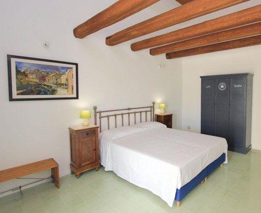 Schlafbereich Marina di Ragusa Ferienwohnung Ref: 174333-4