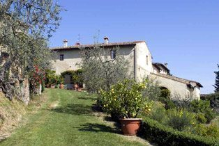 Bild 2 - Toskana Landgut Paterno nahe S.Gimignano Rif 400 - Objekt 1458-10