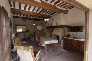 Bild 4 - Toskana Landgut Paterno nahe S.Gimignano Rif 400 - Objekt 1458-10