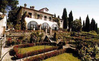 Bild 2 - Toskana Siena Landgut Poggio Alla Fame - Objekt 1458-11