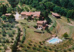 Bild 2 - Toskana Greve in Chianti Fattoria La Sala RIF 1100 - Objekt 1458-18