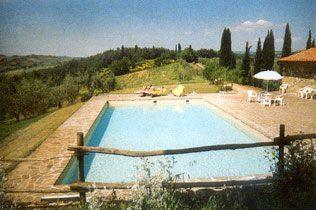 Bild 3 - Toskana Poggibonsi Fattoria Piecorto - RIF 1200 - Objekt 1458-19