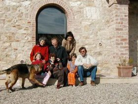 Bild 6 - Toskana Siena Rapolano Terme Fattoria Pereto - ... - Objekt 1458-43