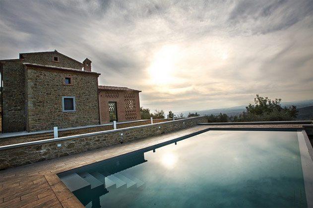 Ferienhaus Toskana mit Wandergegend