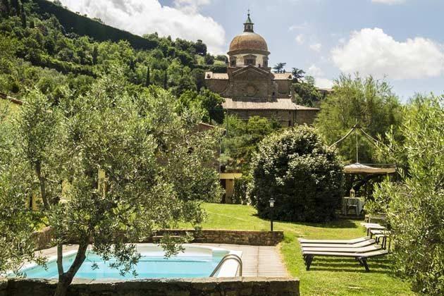 The Orangery Toskana Ref.: 149985-2 Außenansicht Pool