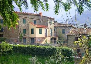 Ferienwohnung Toskana mit Reiturlaub-Möglichkeit