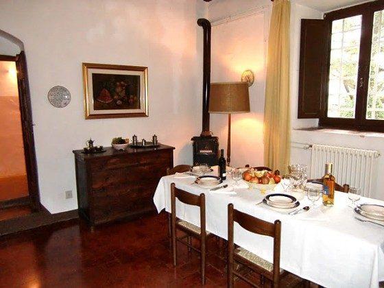 Schlafzimmer 1 Toskana Sansepolcro Villa Ref. 162283-1