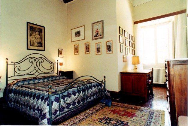 Schlafzimmer 2 Toskana Sansepolcro Villa Ref. 162283-1