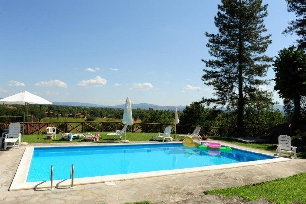 Pool Toskana Sansepolcro Villa Ref. 162283-1
