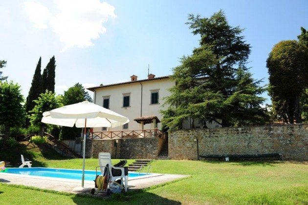 Hausansicht Toskana Sansepolcro Villa Ref. 162283-1