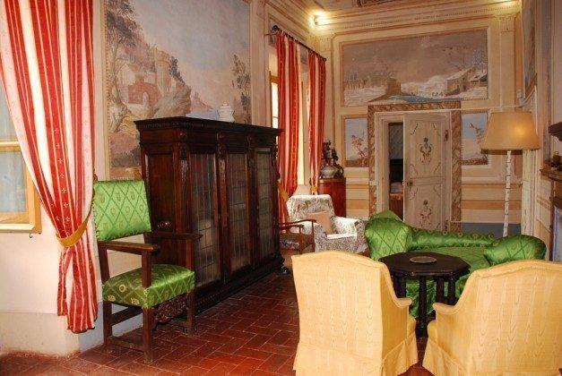 Wandfreske Toskana Sansepolcro Villa Ref. 162283-1
