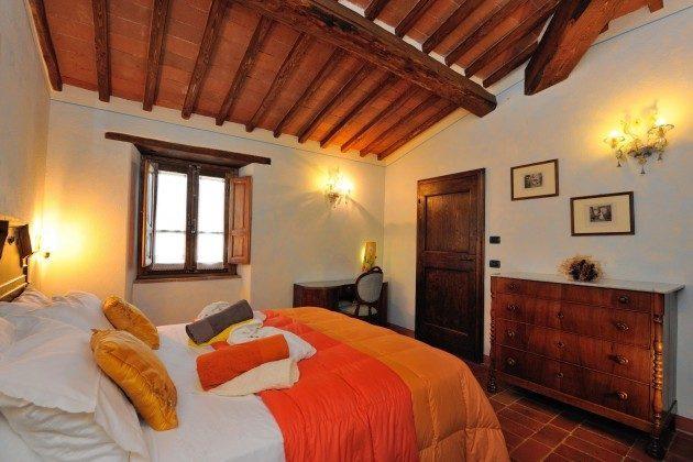 Schlafzimmer 5 Toskana Arezzo Luxus- Ferienhaus Ref. 162283-2