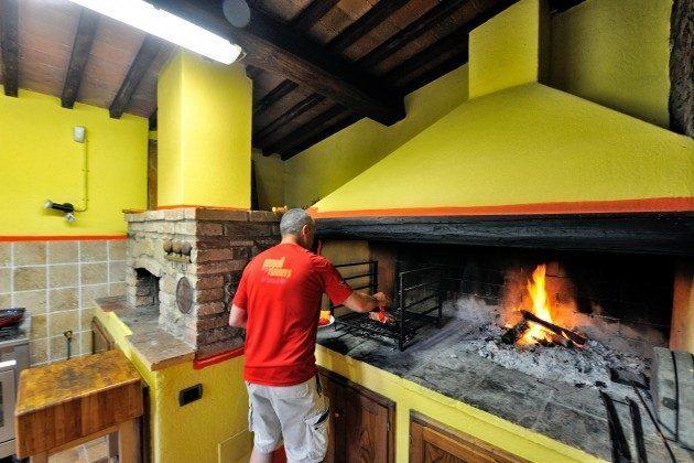 Küche Toskana Arezzo Luxus- Ferienhaus Ref. 162283-2