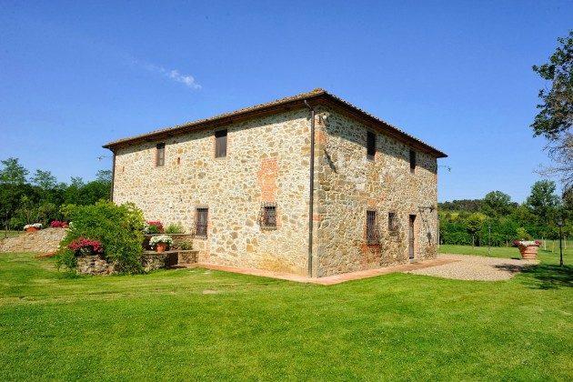 Haus Aussen Toskana Arezzo Luxus- Ferienhaus Ref. 162283-2