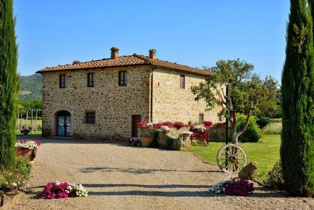 Toskana Arezzo Luxus- Ferienhaus Ref. 162283-2