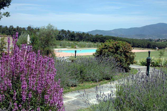 Bild 17 - Toskana Agriturismo Ferienwohnung Giovanna Ref.... - Objekt 10644-1