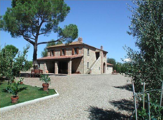 Bild 4 - Toskana Agriturismo Ferienwohnung Giovanna Ref.... - Objekt 10644-1