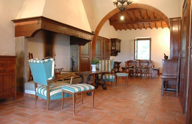 Bild 6 - Toskana Agriturismo Ferienwohnung Giovanna Ref.... - Objekt 10644-1
