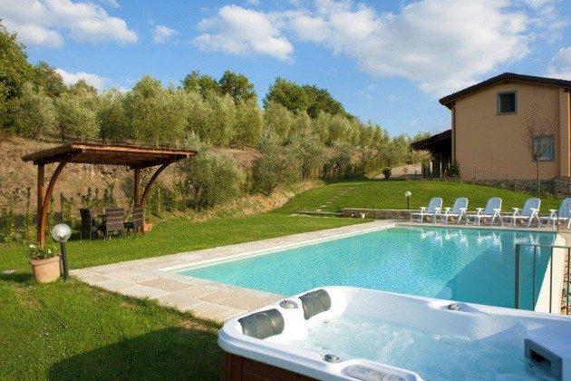 Italien Toskana Arezzo Ferienhaus Ref. 162665-6 Bild 21
