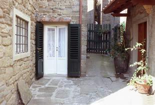 Ferienwohnung Moretti Eingang