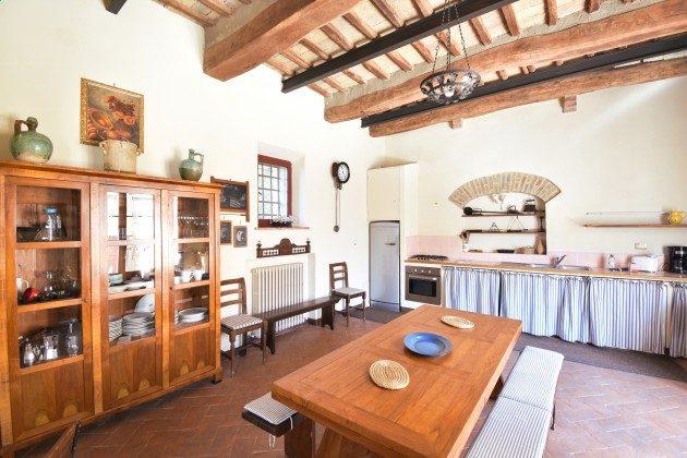 Villa / Haupthaus, Essbereich und Küche