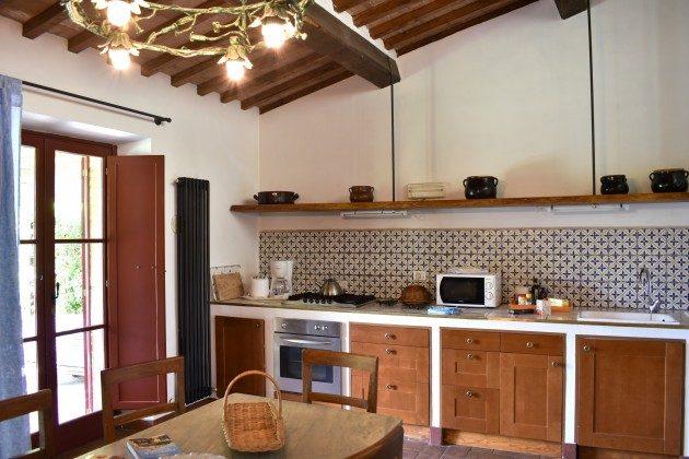 Restaurierte Scheune, ausgestattete Küche