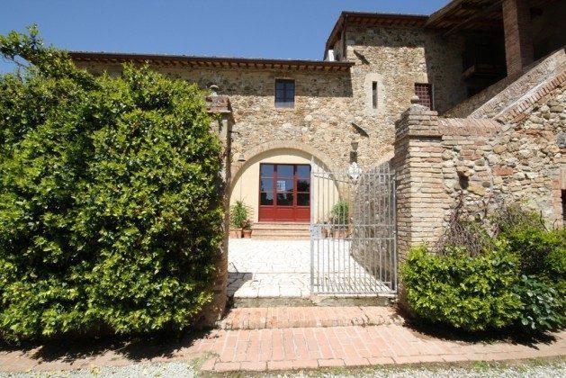 Villa / Haupthaus, Terrasse ausgestattet