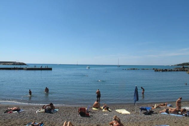 Am Strand Ferienhaus am Meer in Castiglioncello Ref 146563-1