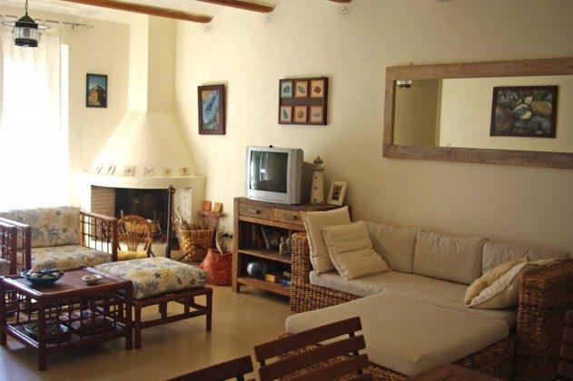 Wohnzimmer Ferienhaus am Meer in Castiglioncello Ref 146563-1