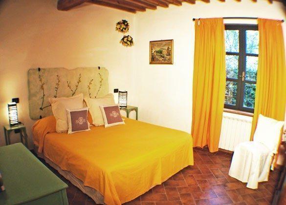 """Schlafzimmer """"Ginestra"""" Italien Toscana Ferienwohnungen Ref. 152443-2"""