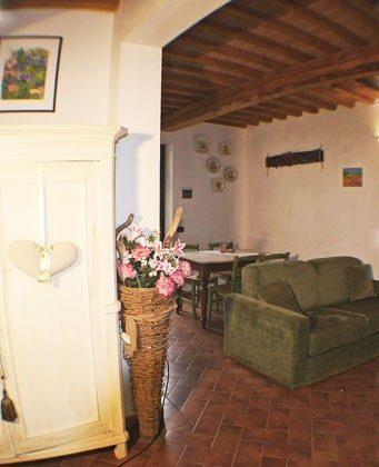 """Wohnbereich """"Ciclamino"""" Italien Toscana Ferienwohnungen Ref. 152443-2"""