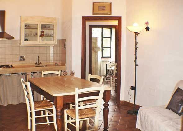 """Küche """"Papavero"""" Italien Toscana Ferienwohnungen Ref. 152443-2"""