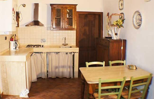 """Küche """"Rosa"""" Toscana Ferienwohnungen Ref. 152443-2"""