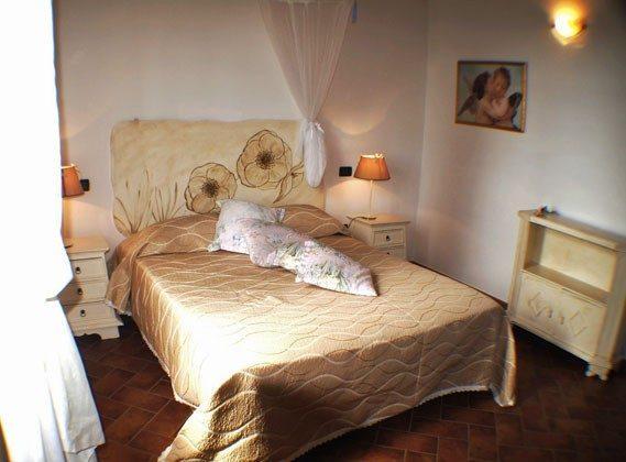 """Schlafzimmer """"Anemone"""" Italien Toscana Ferienwohnungen Ref. 152443-2"""