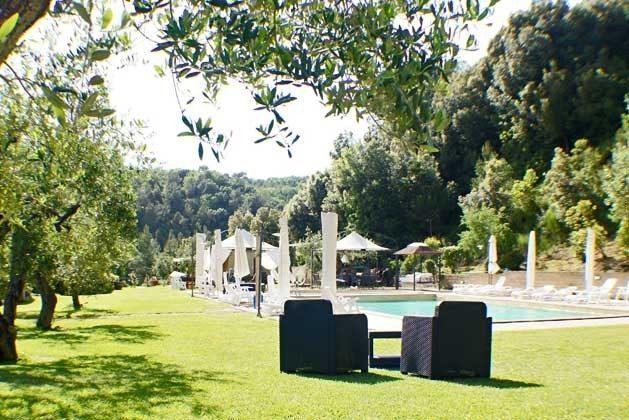 Garten Italien Toscana Ferienwohnungen Ref. 152443-2