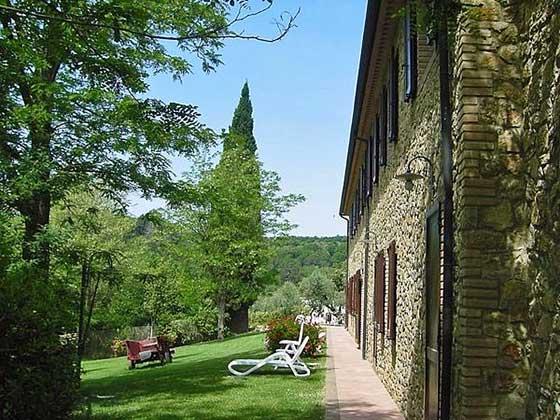 Außenansicht Italien Toscana Ferienwohnungen Ref. 152443-2