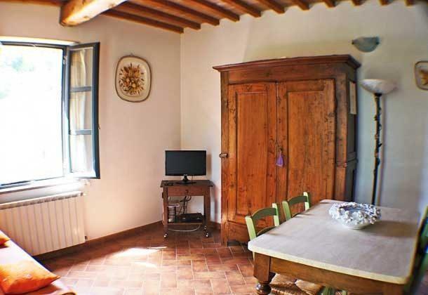 """Wohnbereich Wohnung """"Calla"""" Italien Toscana Ferienwohnungen Ref. 152443-2"""