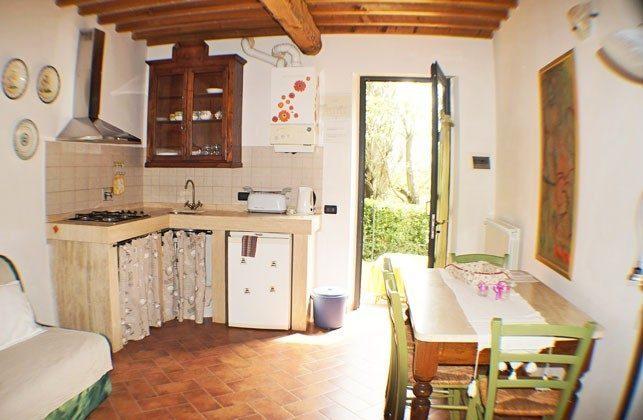"""Küche Wohnung """"Margherita"""" Italien Toscana Ferienwohnungen Ref. 152443-2"""