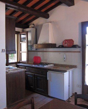 Il Vignone C3, Wohnküche