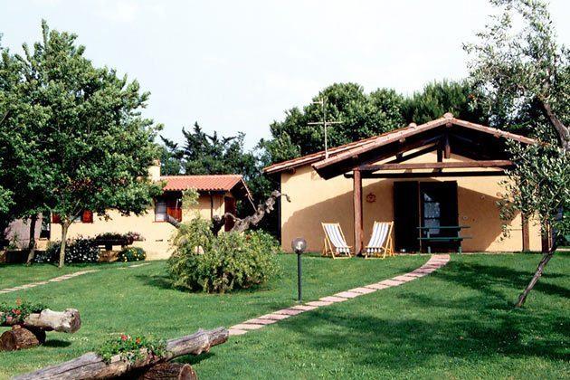 Il Vignone C1 im separaten Doppelhaus, links hinten Il Vignone C3