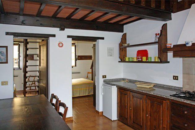Il Vignone A4, Wohnküche