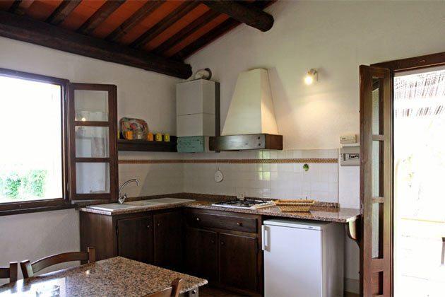 Il Vignone C1, Wohnküche