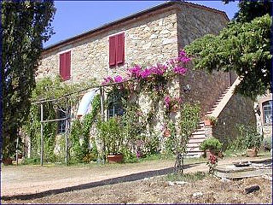 Ferienwohnung Toskana mit WLAN