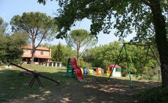 Toskana Ferienwohnungen Spielplatz