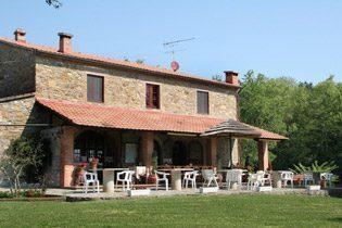 Toskana Sassetta Bed & Breakfast Ferienwohnungen