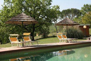 Toskana Ferienwohnungen Pool