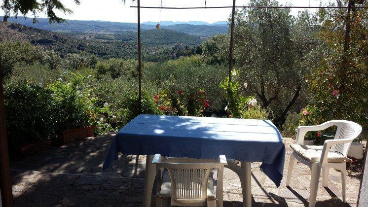Toskana Ferienhaus Casa Poggio Pievano Bild 18