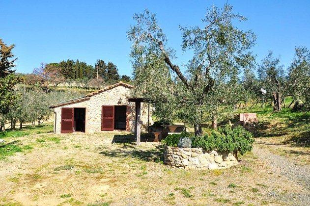 Ferienhaus für Nichtraucher in Toskana