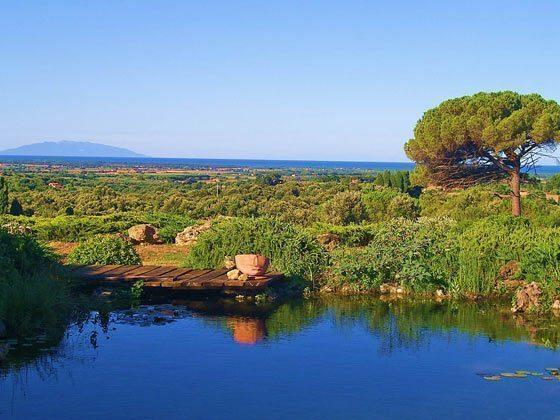 Bild 12 - Toskana Etruskische Küste Bibbona Erdhausapart... - Objekt 88080-1
