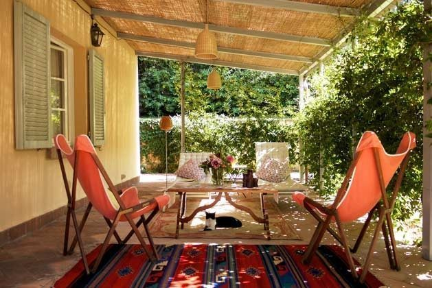 Ferienwohnung f�r Nichtraucher in Toskana